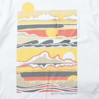 ポケットTシャツ WTXOK SUNRISE RECYCLED WHITE