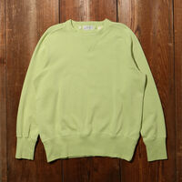 BAY MEADOWS スウェットシャツ APPLE GREEN
