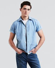 DENIMFAMILYシャツ