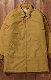 COACHES JACKET WOOD THRUSH