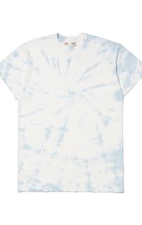 LOKI Tシャツ DRESS IRIS TIE DYE DARK PLEIN AIR