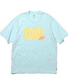 オーバーサイズグラフィックTシャツ ORIGINAL LEVI'S CLEARWATER